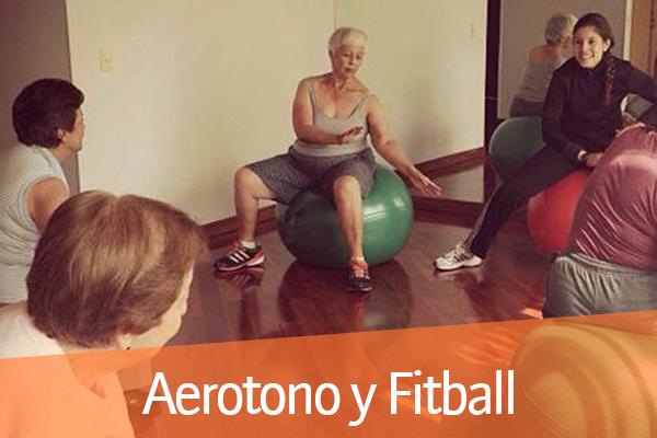 aerotono-y-fitball